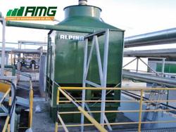 Reforma completa de torre de resfriamento de água Alpina modelo 40