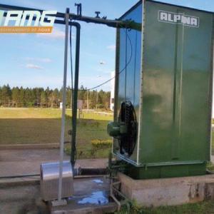 Empresa de manutenção de torre de resfriamento