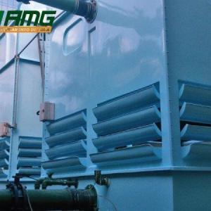 Manutenção torres de arrefecimento