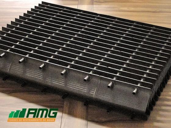 Eliminador de Gotas São Carlos - Eliminador de Gotas Torre Resfriamento