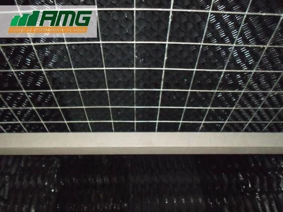 Onde Encontro Enchimento Tipo Grade Torre de Resfriamento Limeira - Enchimento para Torre de Resfriamento de água Industrial