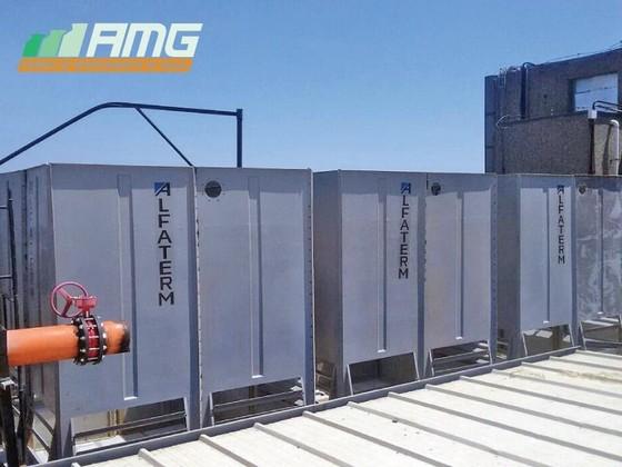Onde Encontro Reforma de Torre de Resfriamento Contracorrente Vinhedo - Reforma de Torre de Resfriamento de água Reforma de Torretelli