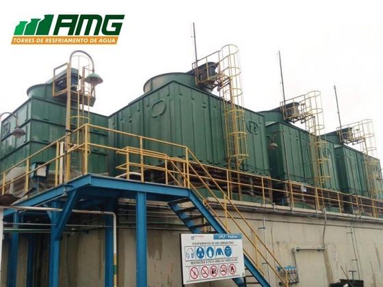 Quanto Custa Assistência para Torre de Resfriamento de água Vettor Santo Amaro - Assistência para Torre de Resfriamento água Industrial