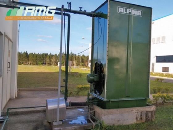 Quanto Custa Assistência para Torre de Resfriamento Evaporativo Ermelino Matarazzo - Assistência para Torre de Resfriamento água Industrial