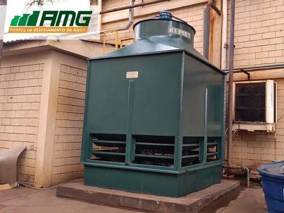 Quanto Custa Reforma de Torre de Resfriamento Contracorrente Freguesia do Ó - Reforma de Torre de Resfriamento de água Reforma de Torretelli