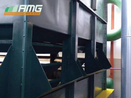 Quanto Custa Reforma de Torre de Resfriamento de água para Injetoras Atibaia - Reforma de Torre de Resfriamento de água Reforma de Torretelli