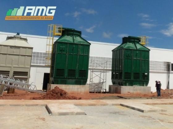 Quanto Custa Restauração para Torre de Resfriamento de água para Injetoras Sapopemba - Restauração para Torre de Resfriamento de água