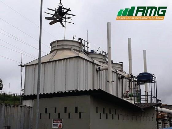 Quanto Custa Restauração para Torre de Resfriamento de água Torretelli Barra Funda - Restauração para Torre de Resfriamento de água
