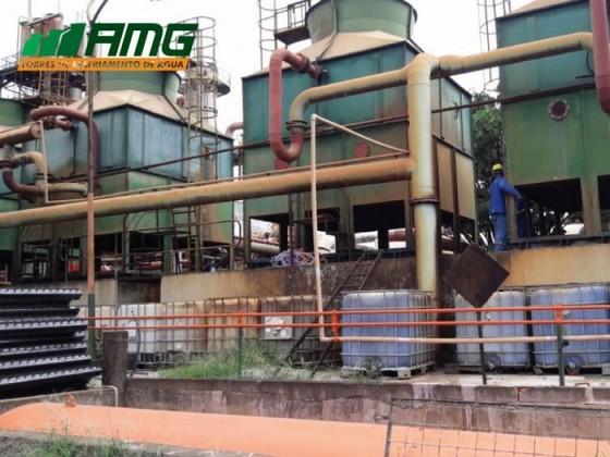 Reforma de Torre de Resfriamento água Industrial Itaquera - Reforma de Torre de Resfriamento de água Reforma de Torretelli