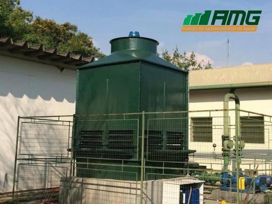 Reforma de Torre de Resfriamento para Injetoras Jaraguá - Reforma de Torre de Resfriamento de água Reforma de Torretelli