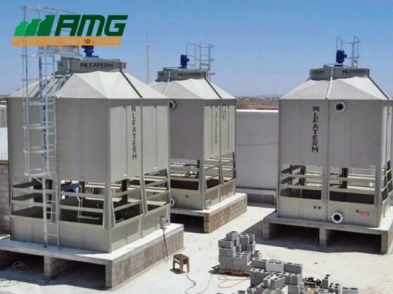 Restauração para Torre de Resfriamento Contracorrente São Mateus - Restauração para Torre de Resfriamento de água