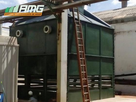 Restauração para Torre de Resfriamento de água Industrial Itupeva - Restauração para Torre de Resfriamento de água