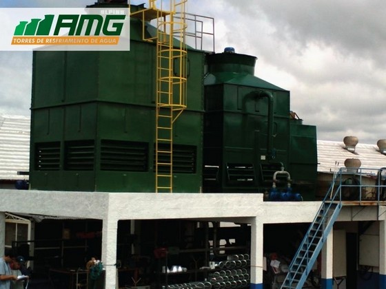 Restauração para Torre de Resfriamento de água Vettor Indaiatuba - Restauração para Torre de Resfriamento de água