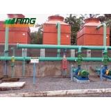 assistência para torre de resfriamento tratamento de água