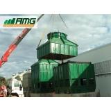 conserto de torre de resfriamento de água grande Araras