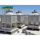 conserto para torre de resfriamento contracorrente Ipiranga