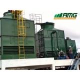 manutenção de torre de resfriamento água Cidade Patriarca