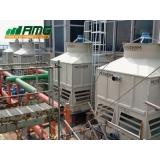 manutenção de torre de resfriamento de água para indústria São Domingos
