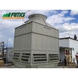 manutenção de torre de resfriamento evaporativo Mauá