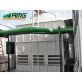 manutenção de torre de resfriamento tratamento de água Paulínia