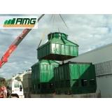 manutenção de torre de resfriamento de água