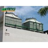 manutenção de torre de resfriamento evaporativo