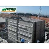 quanto custa conserto para torre de resfriamento evaporativo Bauru