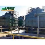 reforma de torre de resfriamento tratamento de água Araçatuba