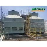 reforma de torre de resfriamento de água para indústria