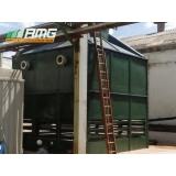 restauração para torre de resfriamento de água industrial Sumaré