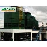 restauração para torre de resfriamento de água vettor Vila Matilde