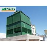 restauração para torre de resfriamento evaporativo Mandaqui