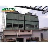 restauração para torre de resfriamento horizontal Marília