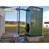 restauração para torre de resfriamento evaporativo