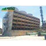 torre de resfriamento industrial Marília