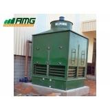 torre de resfriamento tratamento de água Juquitiba